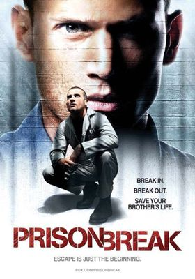 Prison Break Season 1's Poster