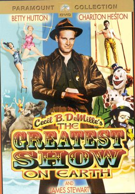The Greatest Show on Earth's Poster