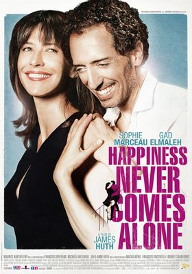 Happiness Never Comes Alone's Poster