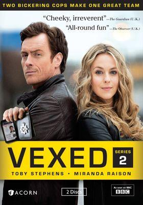 Vexed Season 2's Poster
