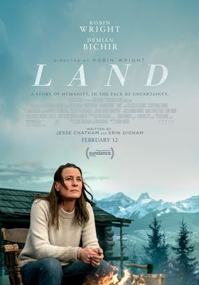 Land's Poster