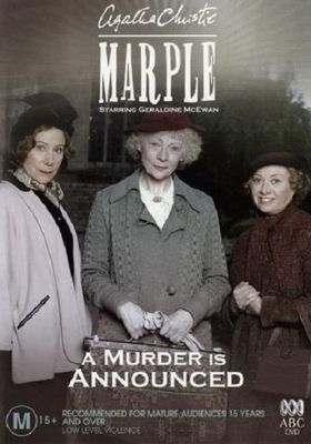 Marple: A Murder Is Announced's Poster