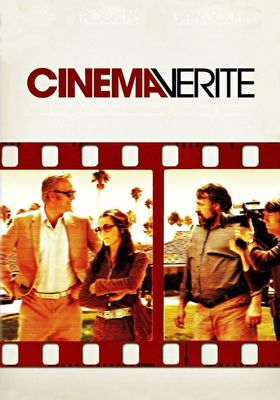 『Cinema Verite』のポスター