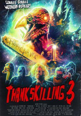 땡스킬링 3의 포스터