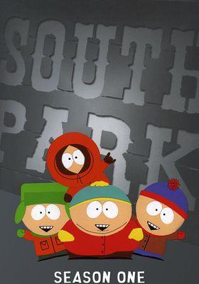 South Park Season 1's Poster