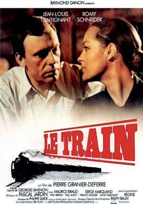 The Last Train's Poster
