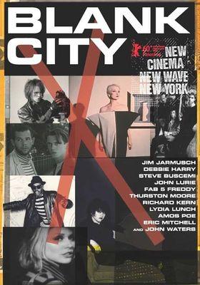 블랭크 시티의 포스터