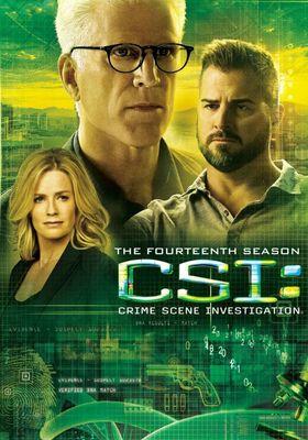 CSI: Crime Scene Investigation Season 14's Poster
