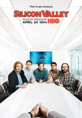 『シリコンバレー シーズン3』のポスター