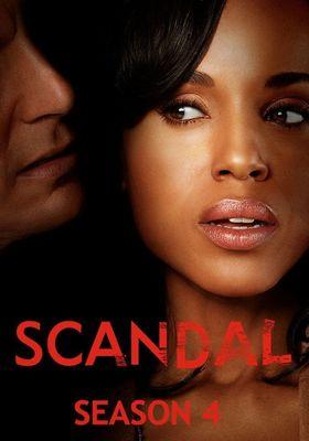 Scandal Season 4's Poster
