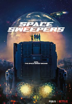 Space Sweepers's Poster