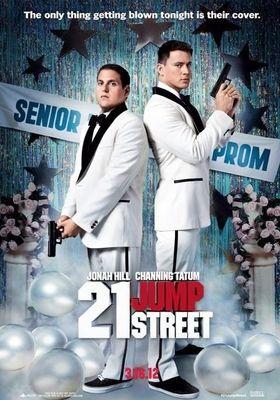 21 점프 스트리트의 포스터