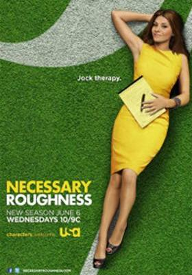 Necessary Roughness's Poster