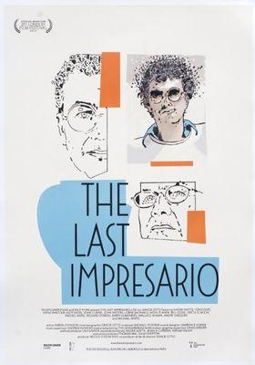 『Last Impresario(英題)』のポスター