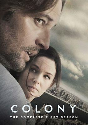 Colony Season 1's Poster