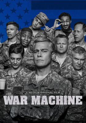 War Machine's Poster