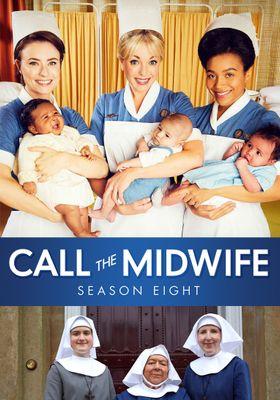 『コール ザ ミッドワイフ ロンドン助産婦物語 シーズン 8』のポスター