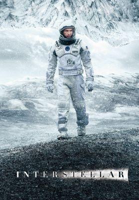 Interstellar's Poster