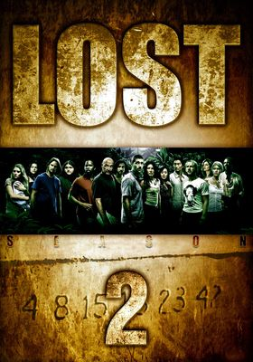 Lost Season 2's Poster