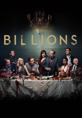 빌리언스 시즌 3의 포스터