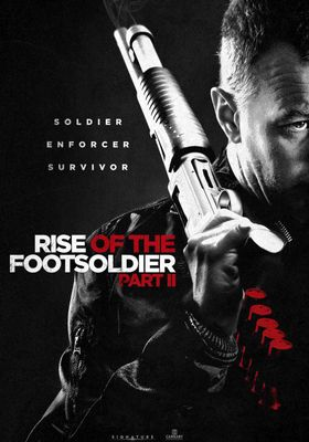 Rise of the Footsoldier Part II's Poster