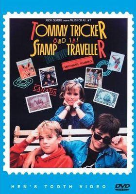 토미의 우표 여행의 포스터