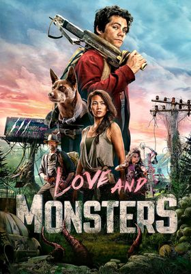 Love and Monsters's Poster