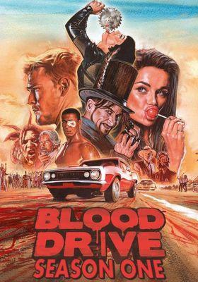 Blood Drive Season 1's Poster