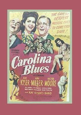 캐롤리나 블루스의 포스터