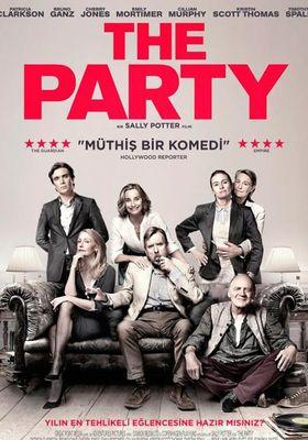 더 파티의 포스터