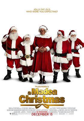 어 마디아 크리스마스의 포스터