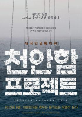 천안함 프로젝트의 포스터