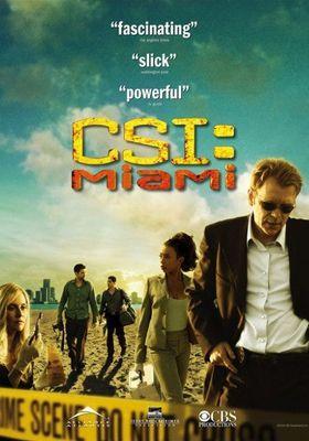 CSI: Miami Season 1's Poster