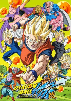 Dragon Ball Z Kai: Majin Buu Saga's Poster