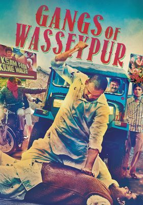 Gangs of Wasseypur's Poster
