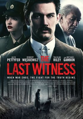 The Last Witness's Poster