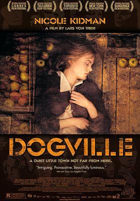『ドッグヴィル』のポスター