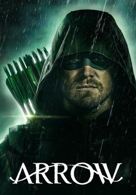 Arrow Season 8's Poster