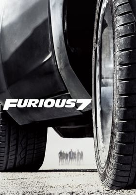 Furious 7's Poster