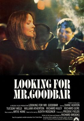 미스터 굿바를 찾아서의 포스터