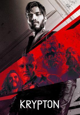 크립톤 시즌 2의 포스터