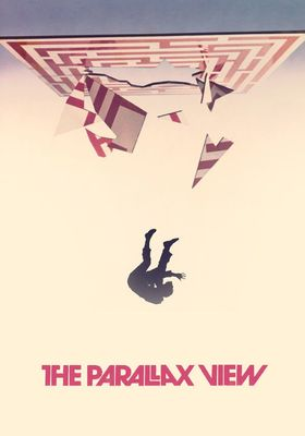 The Parallax View's Poster