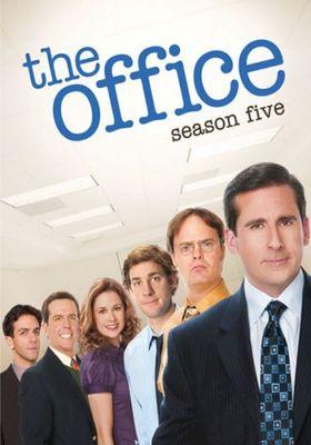 『ザ・オフィス シーズン5』のポスター