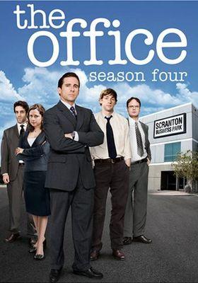 『ザ・オフィス シーズン4』のポスター