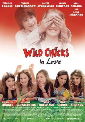 사랑에 빠진 야생닭 클럽: 15세 이야기의 포스터