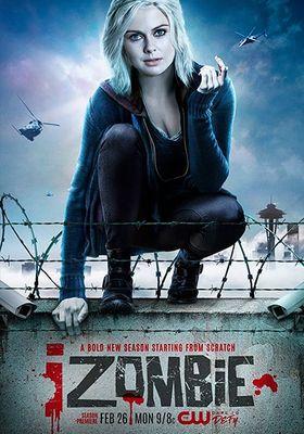 iZombie Season 4's Poster