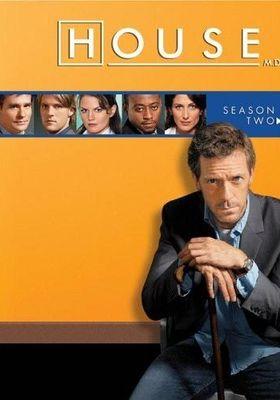 『Dr.HOUSE/ドクター・ハウス シーズン2』のポスター