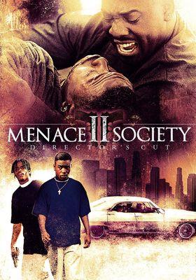 Menace II Society's Poster
