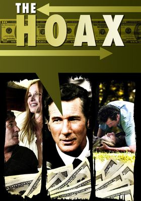 The Hoax's Poster