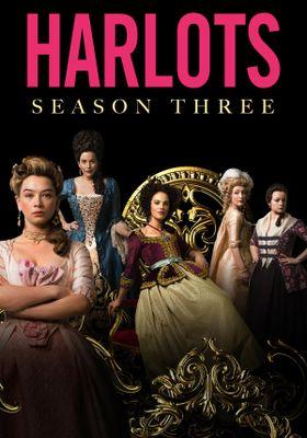 『Harlots/ハーロッツ 快楽の代償 シーズン3』のポスター